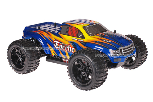 Himoto 1:10 Truck Blue Canon 2.4GHz ANGEBOT!
