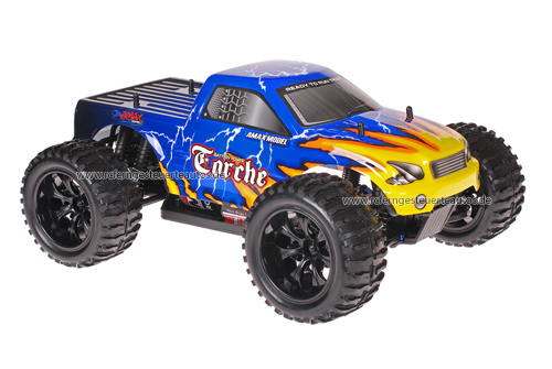 Himoto 1:10 Truck Blue Yellow Atlas 2.4GHz ANGEBOT!