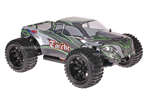 Himoto 1:10 Truck Green Carbon 2.4GHz ANGEBOT!