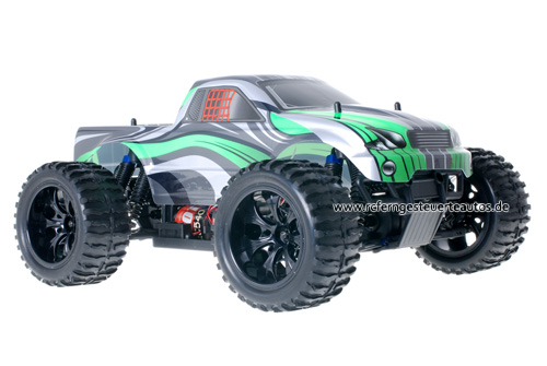 Himoto 1:10 Truck Green Grey 2.4GHz ANGEBOT!