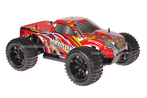 Himoto 1:10 Truck Red Bull 2.4GHz ANGEBOT!