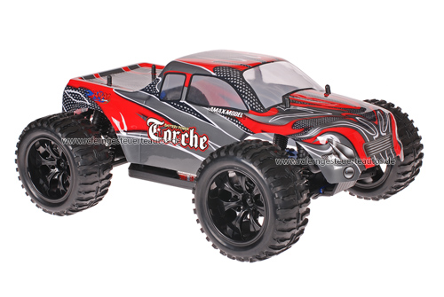 Himoto 1:10 Truck Red Carbon 2.4GHz ANGEBOT!