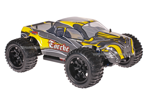 Himoto 1:10 Truck Yellow Carbon 2.4GHz ANGEBOT!