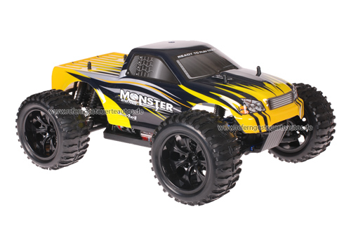 Himoto 1:10 Truck Black Yellow Sting 2.4GHz ANGEBOT!