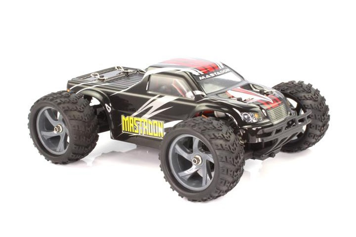 Himoto 1:18 Brushless Mastadon RC Monster Truck