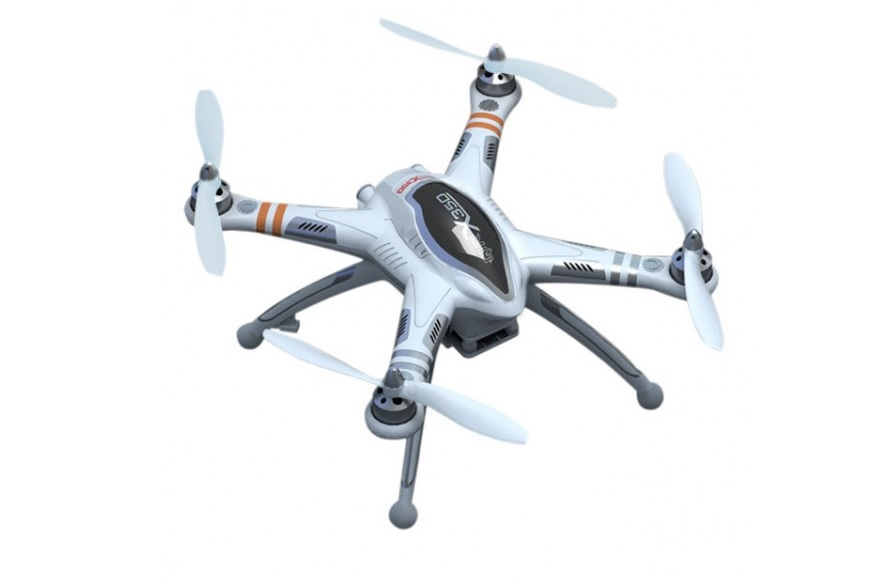 Walkera QR X350 V1.2 mit DEVO 7 RC Quadcopter