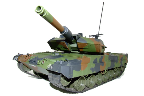 Carson / Hobby Engine Leopard 2A5 1:16 RC Panzer