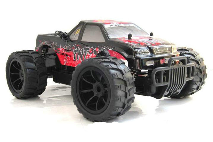 Nitro Rc Truggy Nitro Rc Truck RC 1:16 TNT Off Road Monster Truck